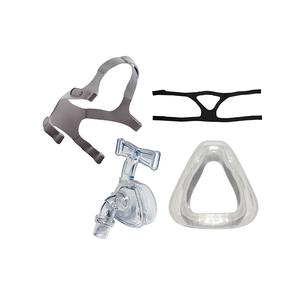 Sunset Deluxe Nasal CPAP Mask With Headgear And Replaceable Cush
