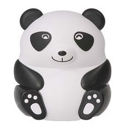 Pediatric Panda Nebulizer Without Pacifier & Storage Bag