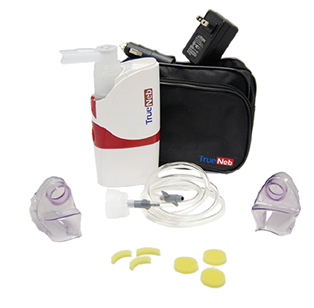 True Neb Portable Compressor Nebulizer Kit