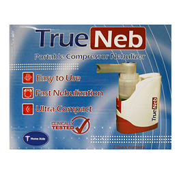True Neb Portable Compressor Nebulizer Kit by Home Aid