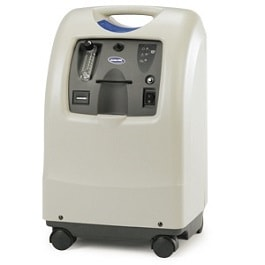 Perfecto2 V w/ Sens02 Home Oxygen Concentrator - 5 Liter in Houston TX by Invacare