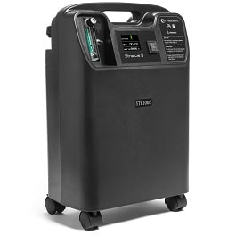 Continous & Pulse Transportable Oxygen Concentrator (Aircraft Ap in Houston TX by Invacare