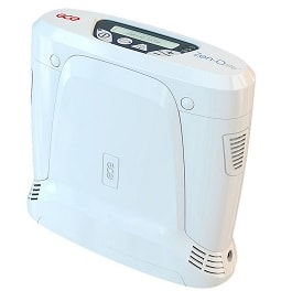 Zen-O Lite Travel Oxygen Machine With Two Batteries