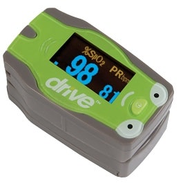 Adult & Pediatric Fingertip Pulse Oximeter