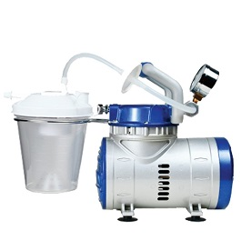 Vacutec Suction Machine & Aspirator