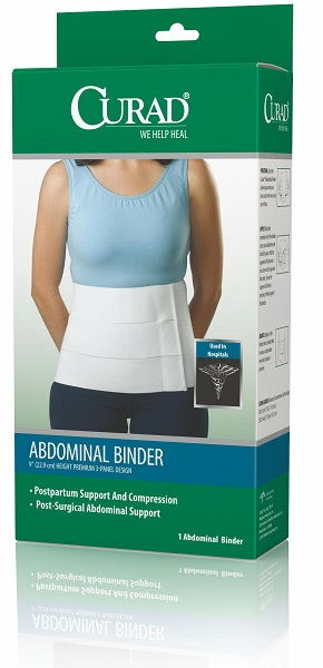 Tri-Panel Abdominal Binders - Many Sizes Available