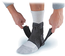 Lace-Up Ankle Brace - Many Sizes Available