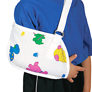 Curad Small Pediatring Arm Support-Arm Sling