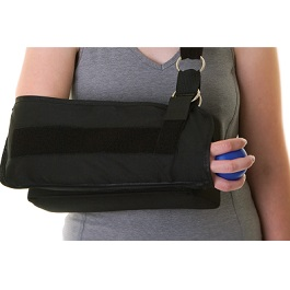 Shoulder Immobilizer  Abduction Pillow in Houston TX by Medline
