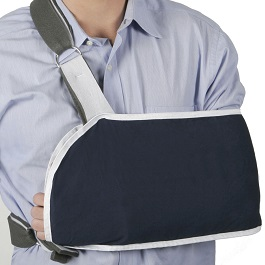 Sling Style Shoulder Immobilizers in Houston TX by Medline