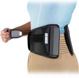 Spine Back Brace with Pulley System - Many Sizes Available