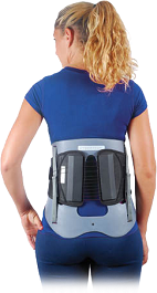 Tri Mod System Back Support   Many Sizes Available in Houston TX by Ovation Medical