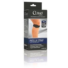 Universal Patella Strap with Compression Pad