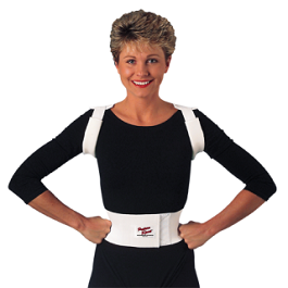 Saunders Posture Support Brace - Many Sizes Available