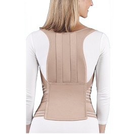 FLA Soft Form Posture Control Brace-Many Sizes Available