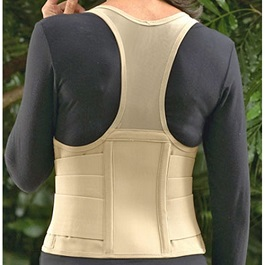 FLA Original Cincher Back Support-Many Sizes Available in Houston TX by FLA Orthopedics